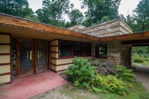 Touring the Frank Lloyd Wright Homes at Polymath Park