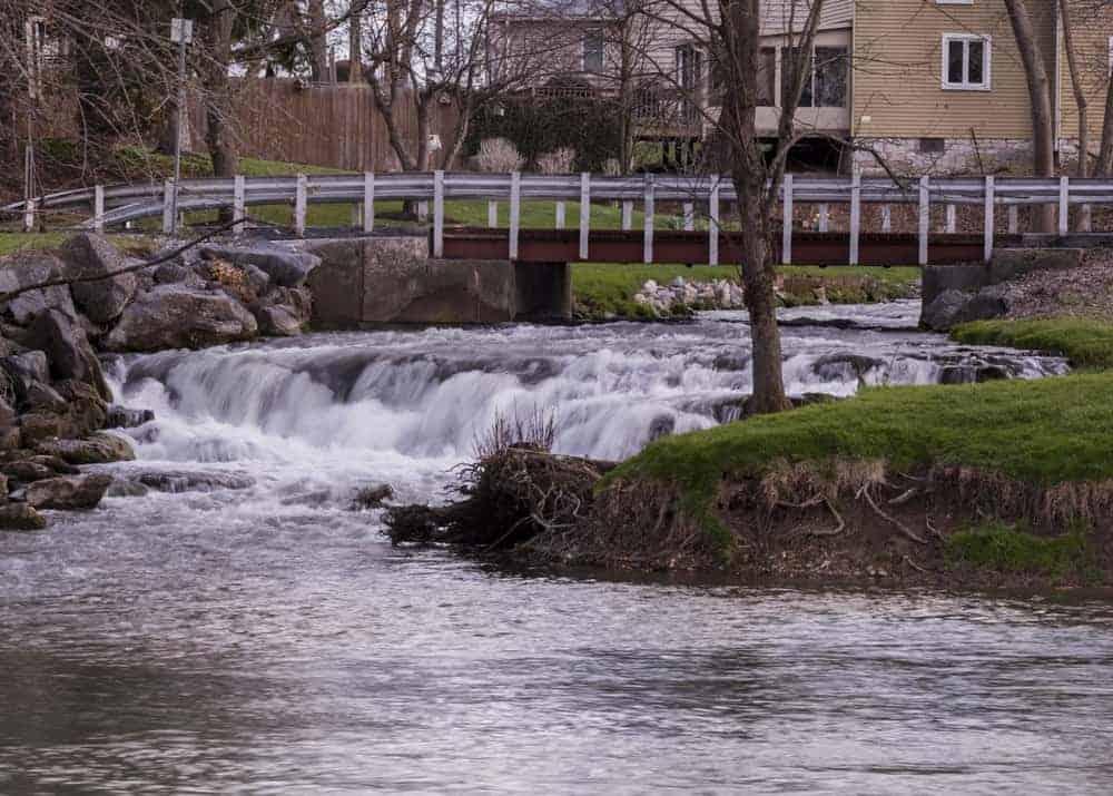 Letort Falls Park in Carlisle, PA