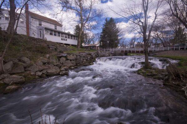 Letort Falls near Harrisburg, Pennsylvania