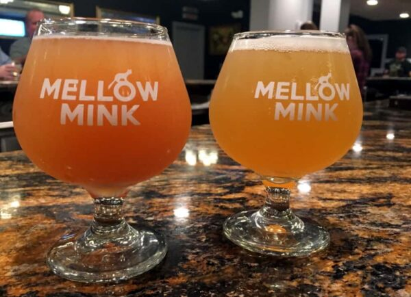 Mellow Mink Brewery near Harrisburg is already one of the region's best