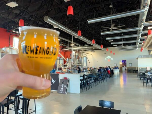 Newfangled Brew Works is one of the newest Harrisburg breweries