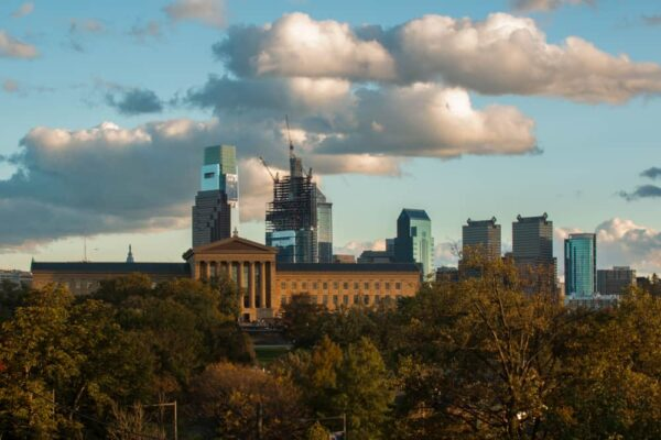 Where to shoot photos of Philly's skyline: Lemon Hill