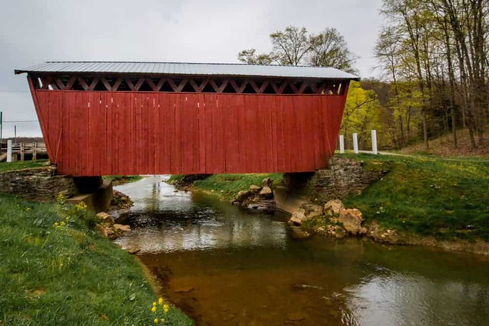 Covered Bridges in Indiana County, PA