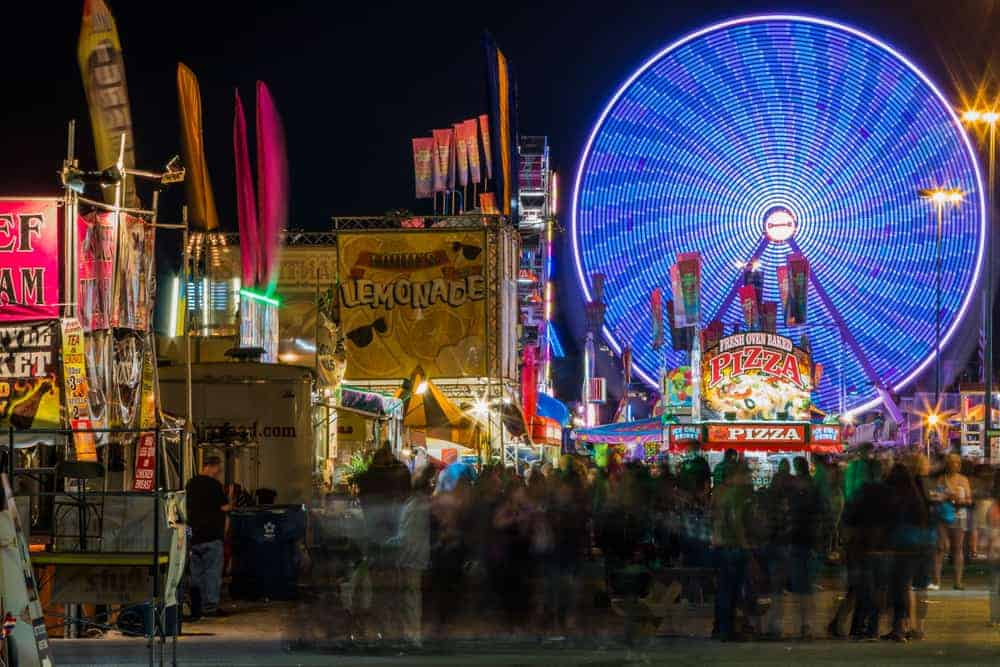 Things to do in Pennsylvania in September: The York County Fair