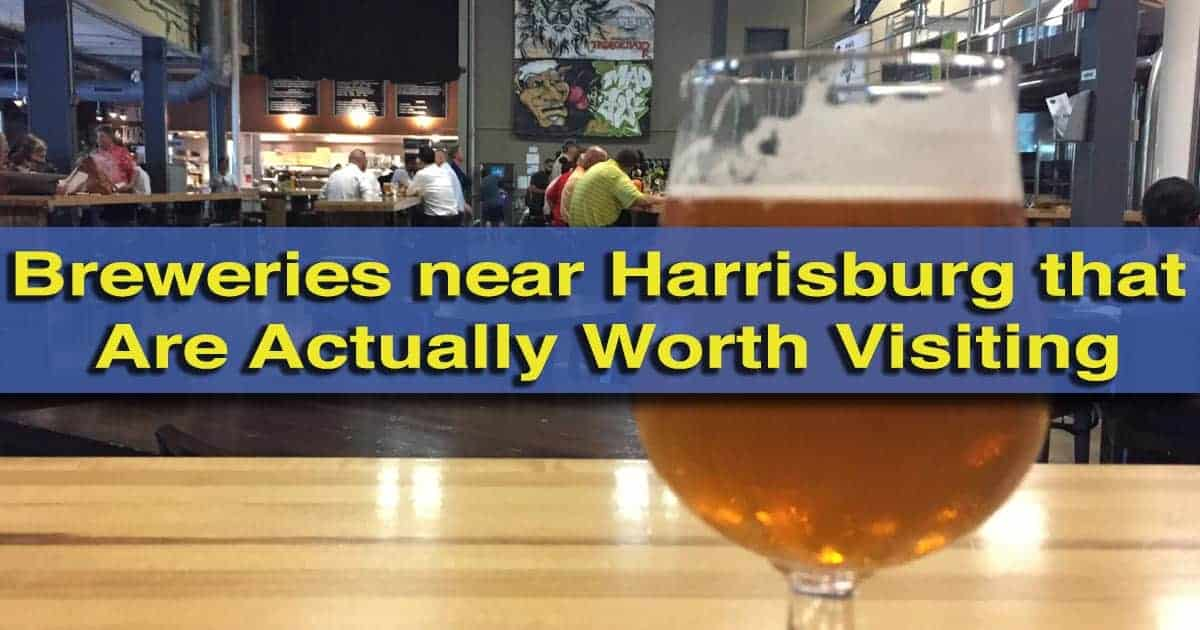 Breweries near Harrisburg, Pennsylvania