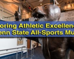Exploring Athletic Excellence at the Penn State All-Sports Museum