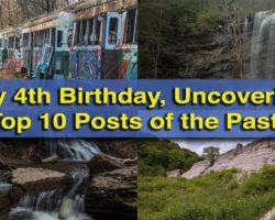 Happy 4th Anniversary, UncoveringPA! Here are Our Top 10 Posts of the Past Year