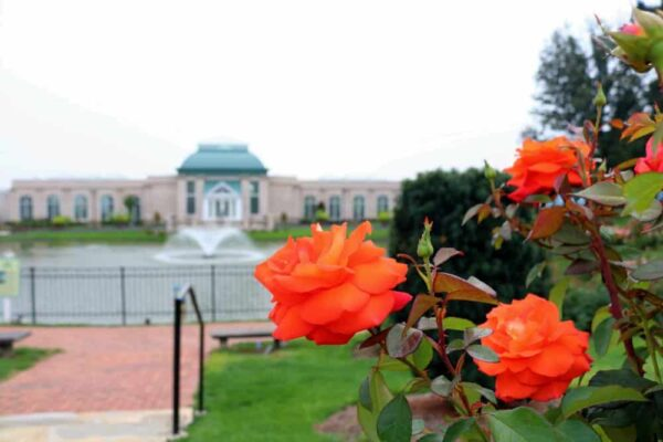 Hershey Gardens is one of the oldest of Hershey PA's Attractions