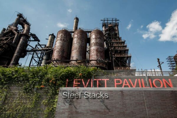 Things to do at the Steel Stacks in Bethlehem, Pennsylvania