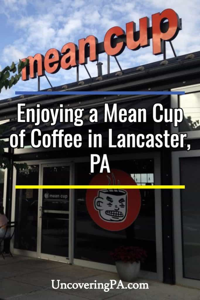 Mean Cup cafe in Lancaster, PA