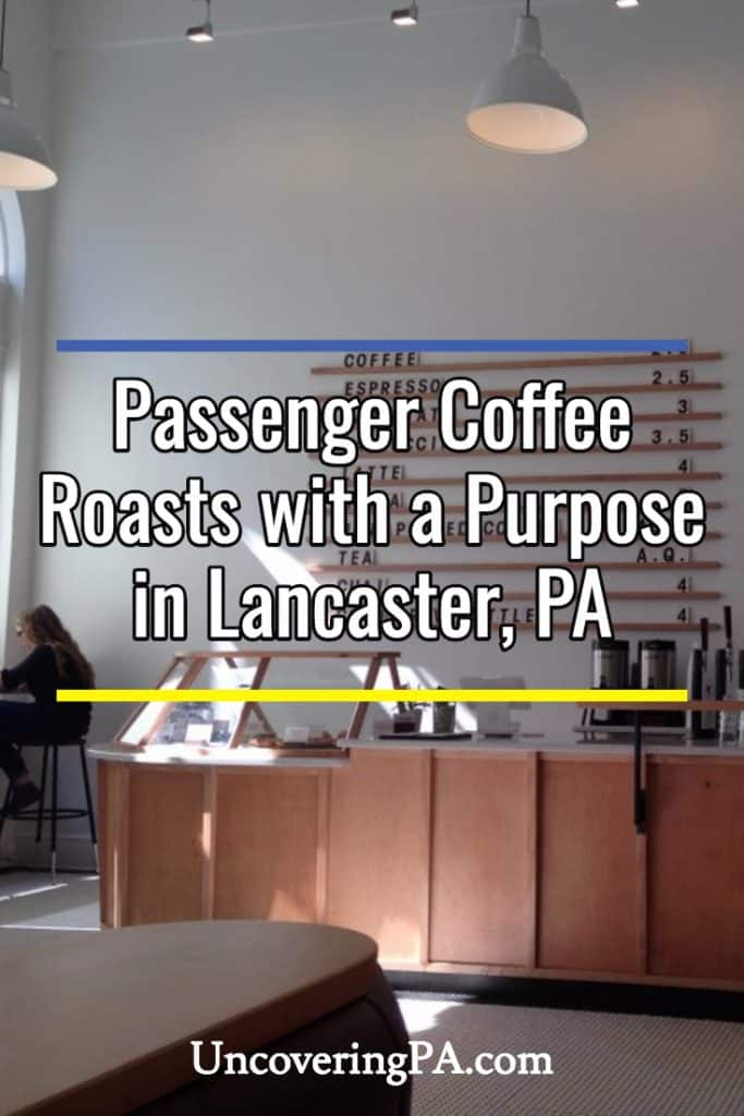Passenger Coffee Lancaster, PA