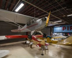 Exploring the Piper Aviation Museum in Lock Haven, Pennsylvania