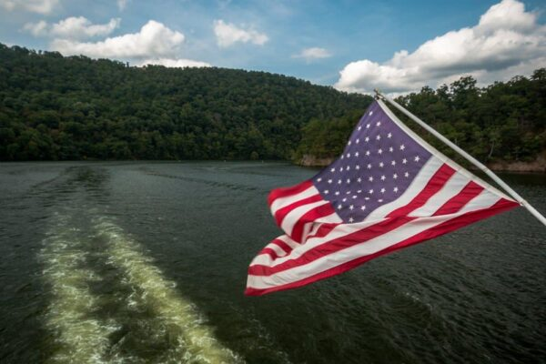 Raystown Lake Sightseeing Cruise on the Proud Mary Showboat