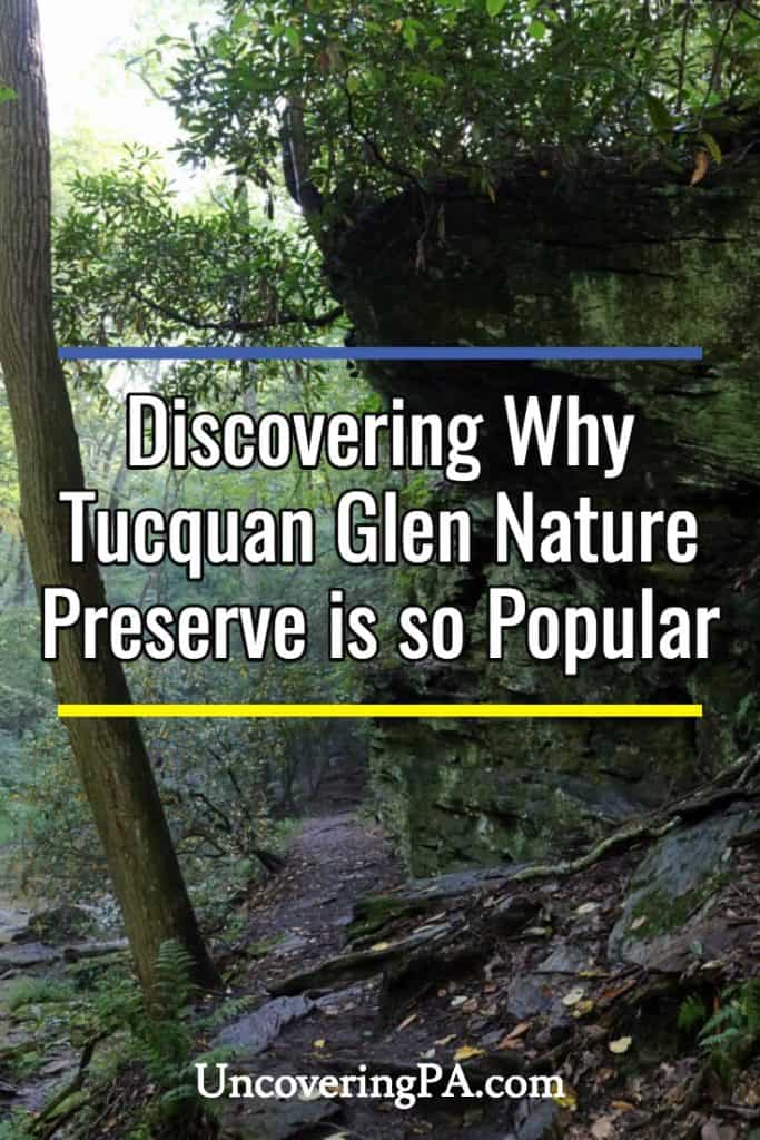 Discovering Why Tucquan Nature Preserve is so Popular in Lancaster County
