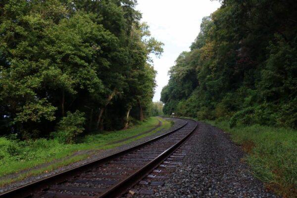 Norfolk Southern Railroad at Tucquan Glen