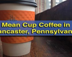 Mean Cup Coffee Shop Brings an Energetic Atmosphere to Lancaster, PA