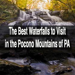 Best waterfalls in the Poconos