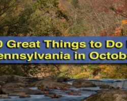 10 Great Things to Do in Pennsylvania in October