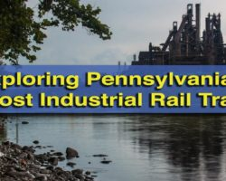 Exploring the Hoover-Mason Trestle in Bethlehem: Pennsylvania's Most Industrial Rail Trail