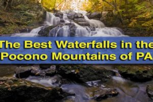 19 Free Waterfalls in the Poconos that Should be on Your Bucket List