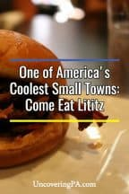 Come Eat Lititz food tour