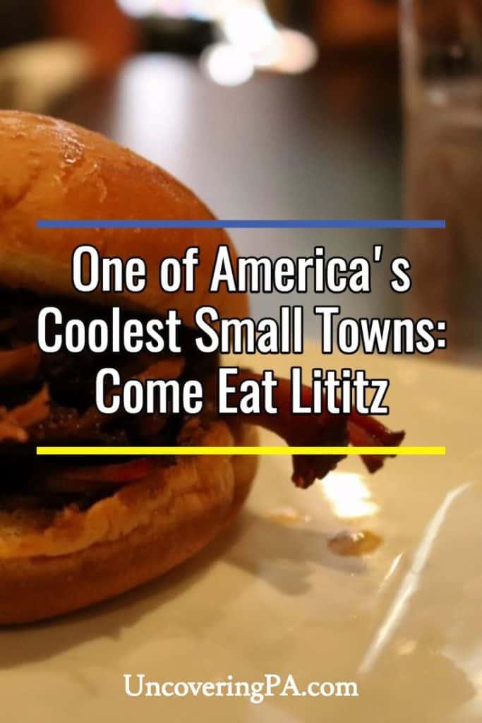 Come Eat Lititz food tour