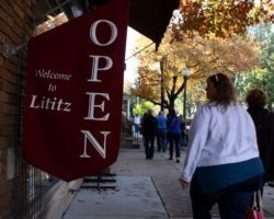 The Come Eat Lititz Food Tour Offers Food with a Side of History