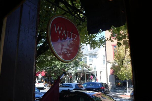 Waltz Vineyards in Lititz, PA