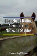 Nookside Stables horseback riding adventure