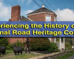 Experiencing the History and Beauty of Southwestern Pennsylvania with a Road Trip on the National Road (Brought to you by the National Road Heritage Corridor and HeritagePA)