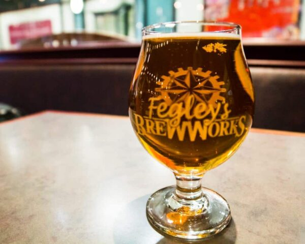 Things to do in bethlehem during Christmas: Fegley's Brew Works