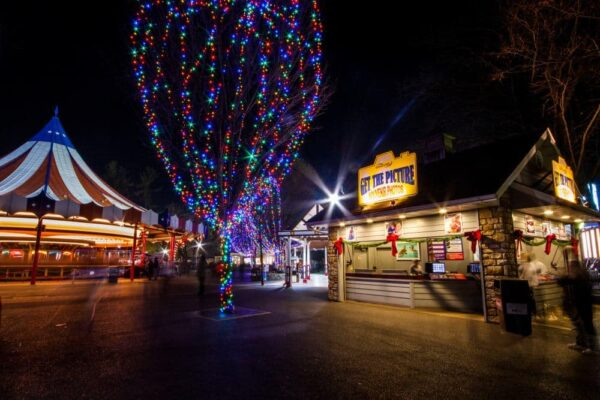 Christmas in Harrisburg: Hershey Park Christmas Candylane