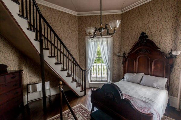 Tour of Nemacolin Castle in Brownsville, Pennsylvania
