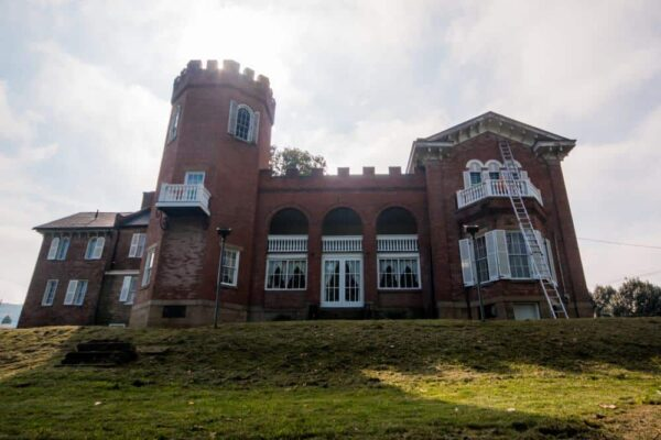 Visiting Nemacolin Castle in Brownsville, Pennsylvania