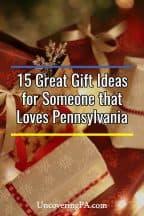 Pennsylvania Gift Ideas for Christmas