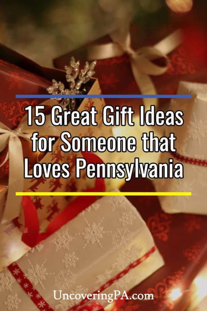 Pennsylvania Gift Ideas for Christmas