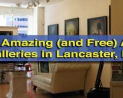 10 Amazing (and Free) Art Galleries in Lancaster, PA