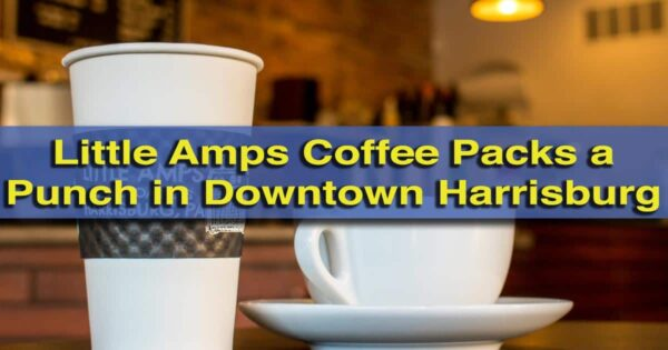 Review of Little Amps Coffee in Harrisburg, PA