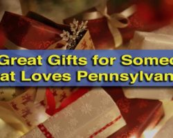 Pennsylvania Gift Giving Guide: 15 Gifts for Someone that Loves Pennsylvania