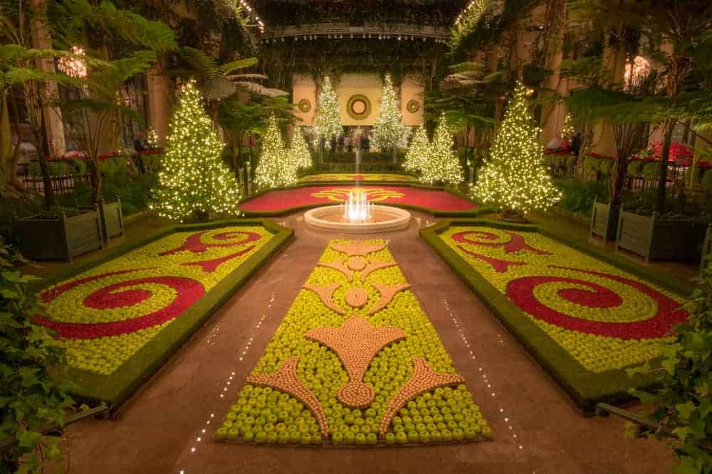 Longwood Gardens Christmas 2019.Experiencing The Magic Of Christmas At Longwood Gardens