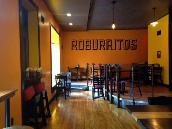 Roburritos in Lancaster, PA