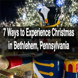 Christmas in Bethlehem, PA