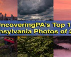 Our Top 10 Pennsylvania Travel Photos of 2017