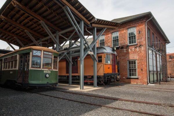 The Electric City Trolley Museum is a top thing to do in Scranton, Pennsylvania
