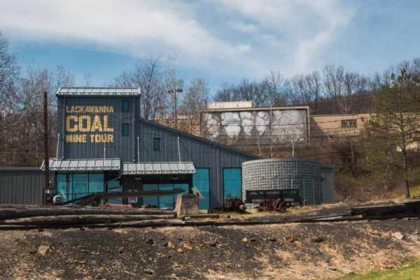 The Lackawanna Coal Mine Tour is one of the top things to do in Scranton, PA