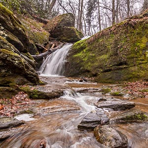 Mill Creek Falls near Lancaster, PA