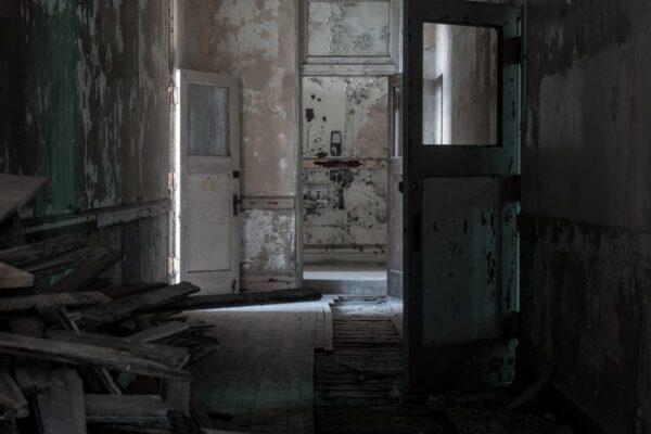 Abandoned school in Pennsylvania Photo Workshop