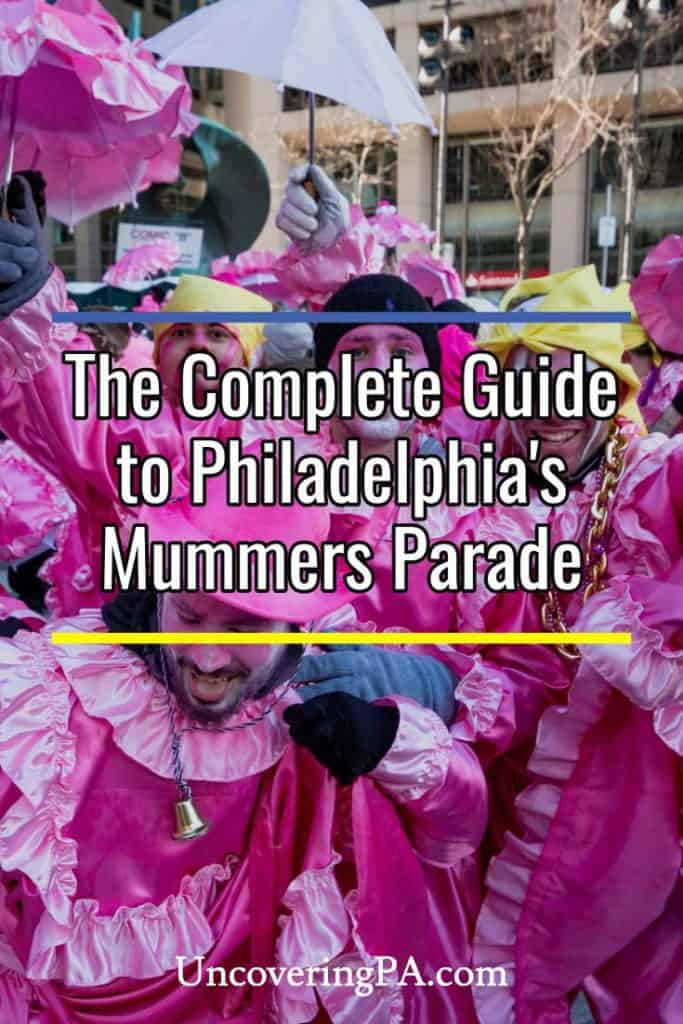 Guide to the Mummers Parade in Philadelphia, Pennsylvania