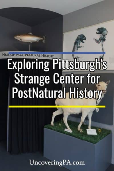 Center for PostNatural History in Pittsburgh, Pennsylvania