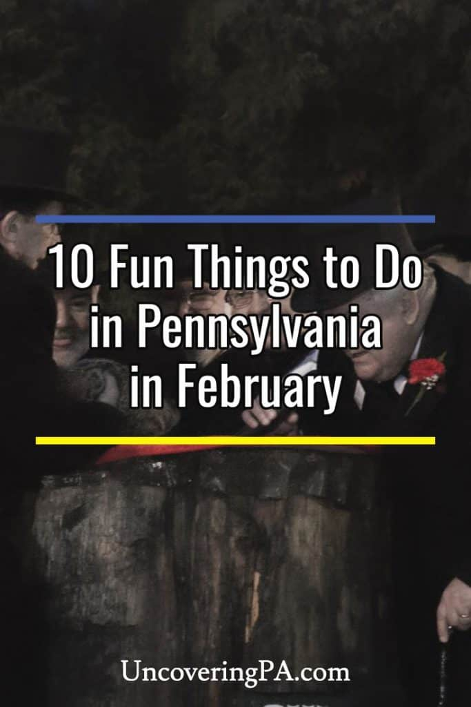Things to do in Pennsylvania in February